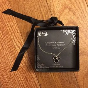 Disney charm necklace, new in box